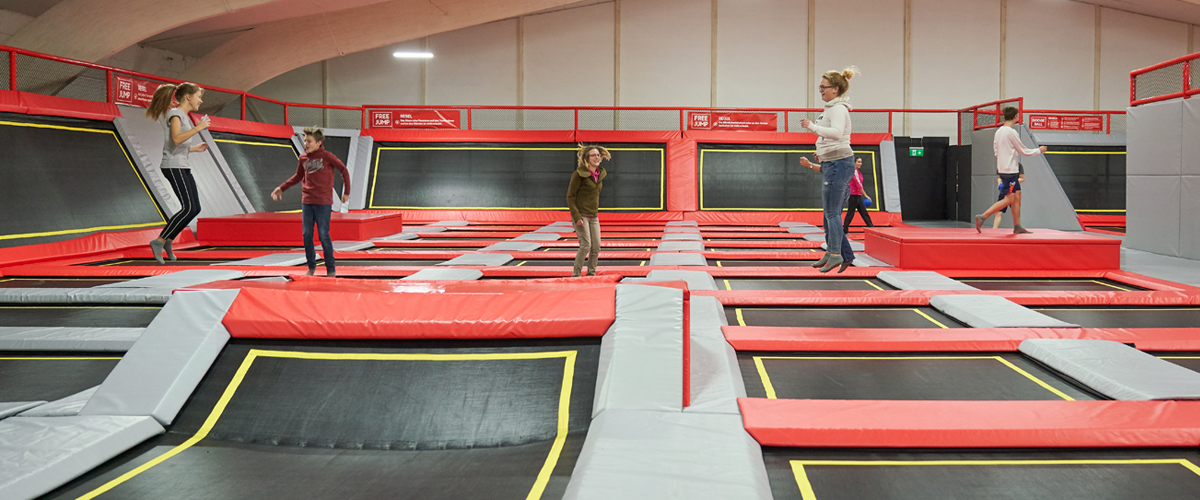 header jumping point trampolinpark quickborn